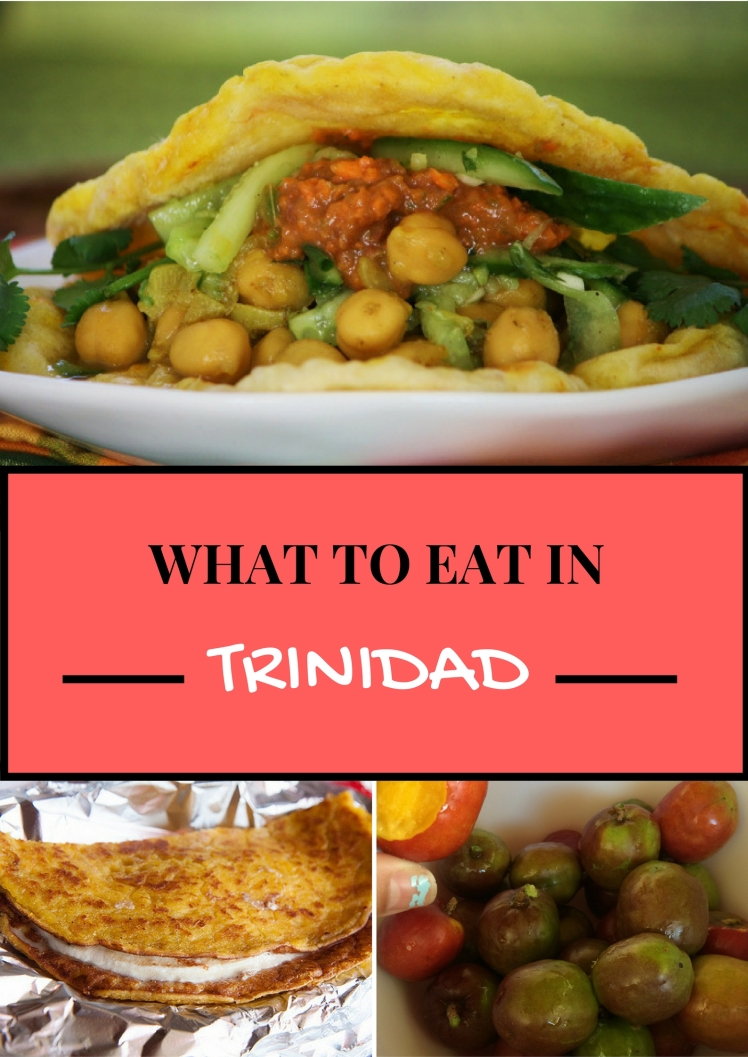 what to eat in trinidad