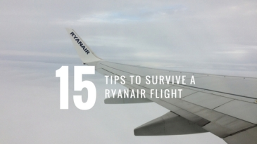 15 ryanair tips and tricks