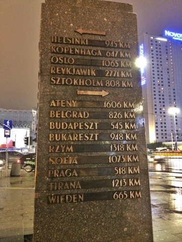 Location Markers Poland