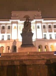 Copernicus Warsaw Poland