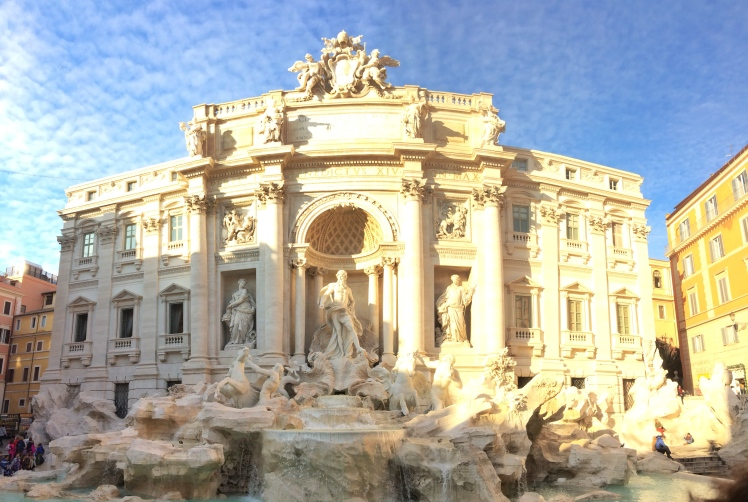 The Trevi