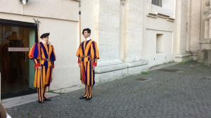 Vatican City Changing of the Guards