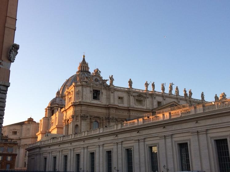 The Vatican Church